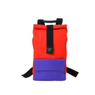 Tisza shoes - Backpack - Red-purple