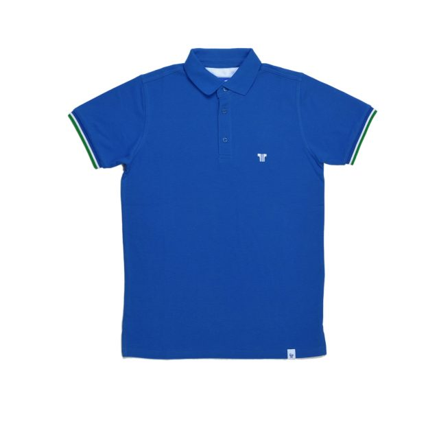 Tisza shoes - Tennis shirt - Royal