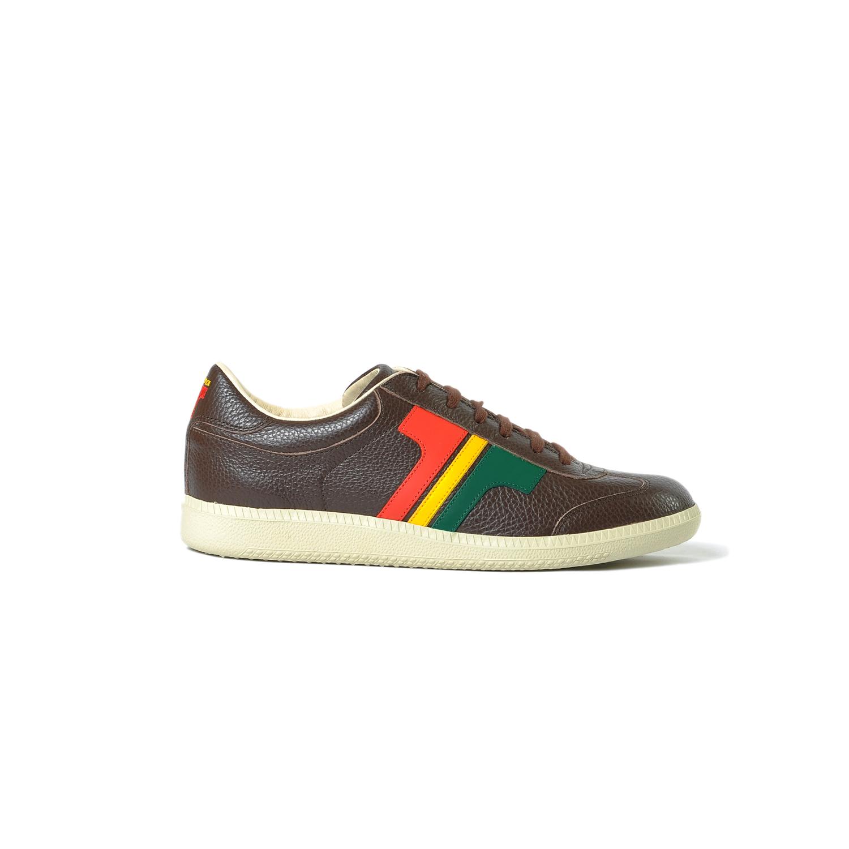 Tisza shoes - Compakt - Brown-dreadlocks