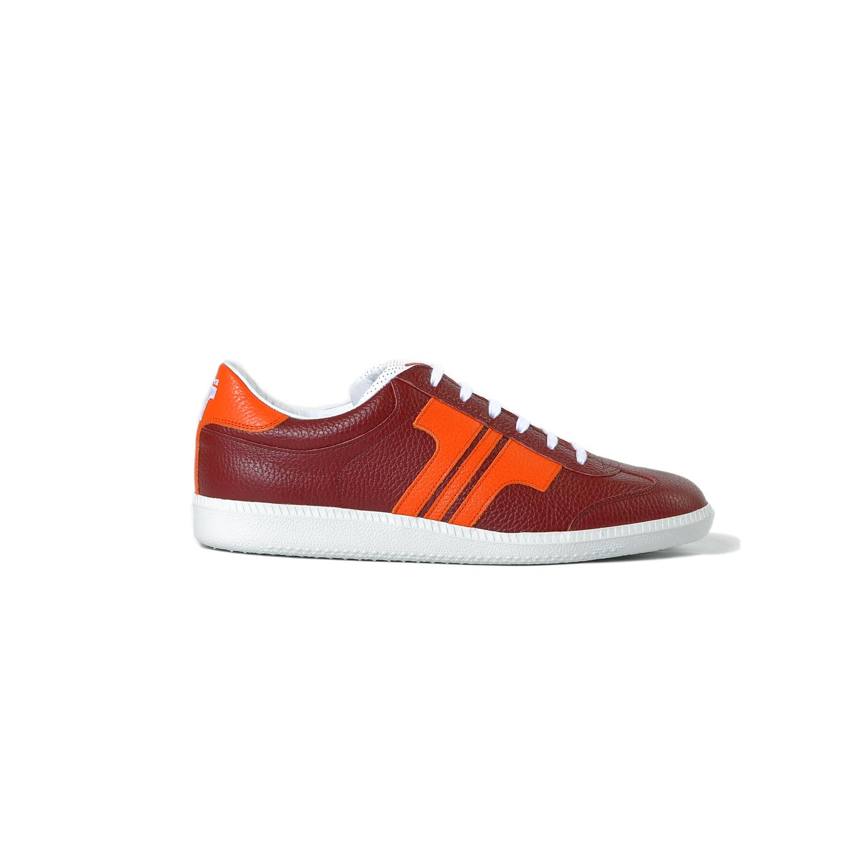 Tisza shoes - Compakt - Burgundy-orange