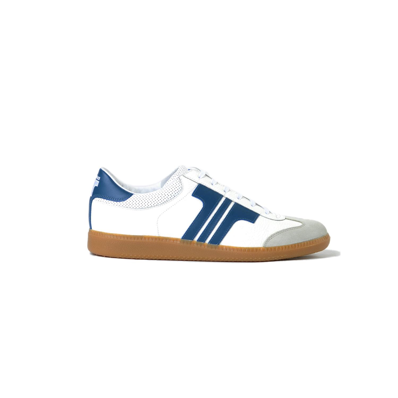 Tisza shoes - Compakt - White-blue