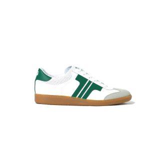 Tisza shoes - Compakt - White-green