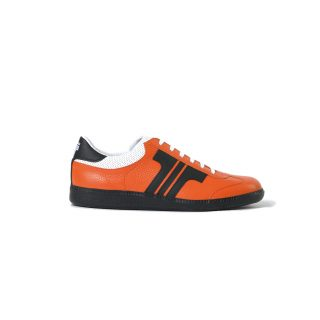 Tisza shoes - Compakt - Orange-black