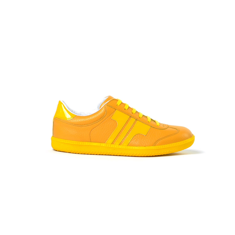 Tisza shoes - Compakt - Yellow-lacquer