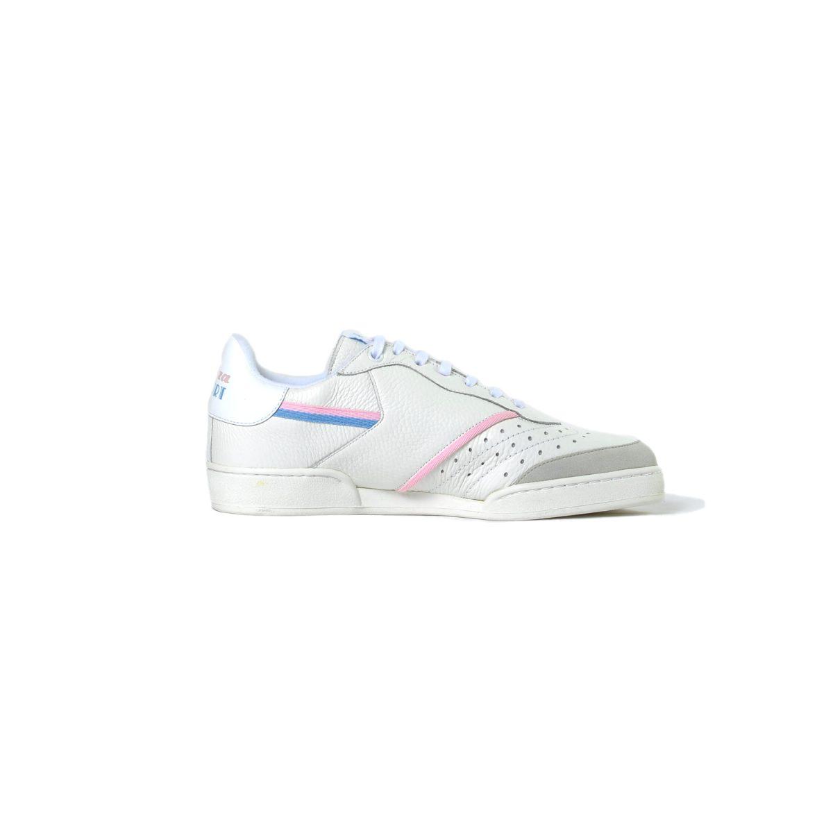 Tisza shoes - Sport - White-blue-pink
