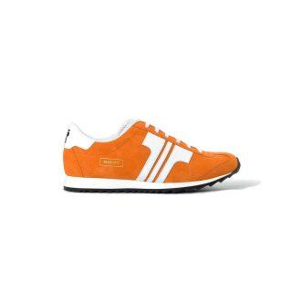 Tisza shoes - Martfű - Orange-white