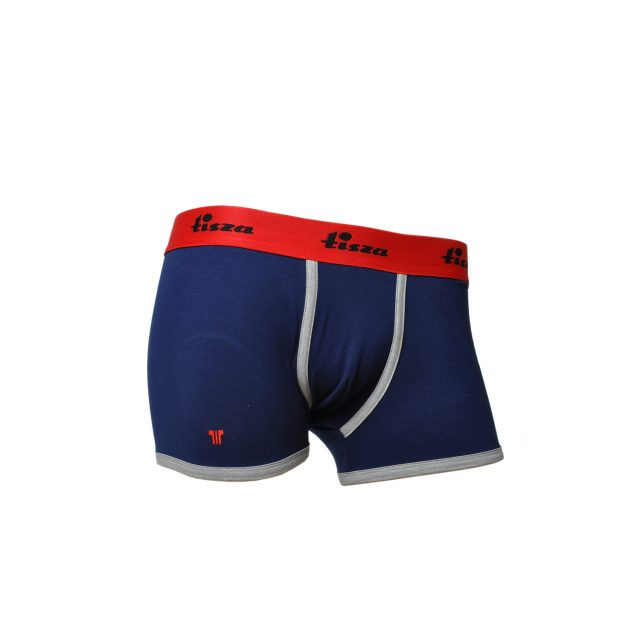 Tisza shoes - Underwear - Navy-red