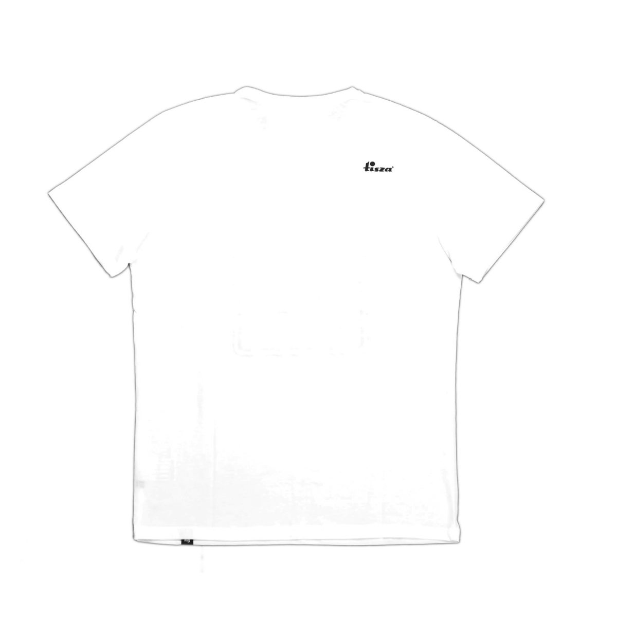 Tisza shoes - T-shirt - White T-logo