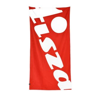 Tisza shoes - Beach towel - Red