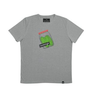 Tisza shoes - T-shirt - Pickled cucumber