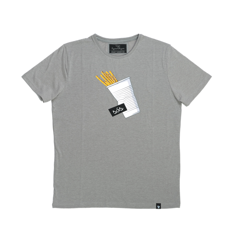 Tisza shoes - T-shirt - Salted sticks