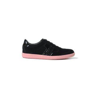 Tisza shoes - Comfort - Black-powder