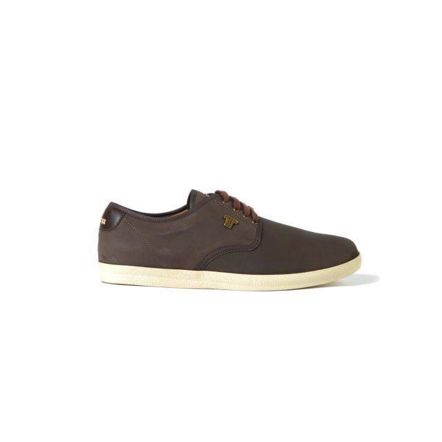 Tisza shoes - City - Brown