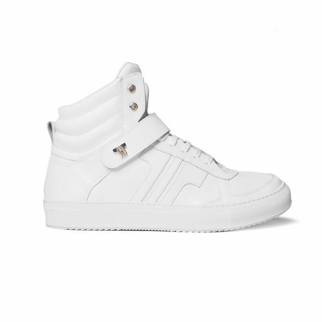 Tisza Shoes - M4 - white