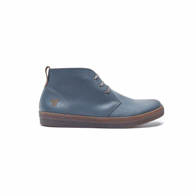 Tisza Shoes - Alfa - shadow-rust