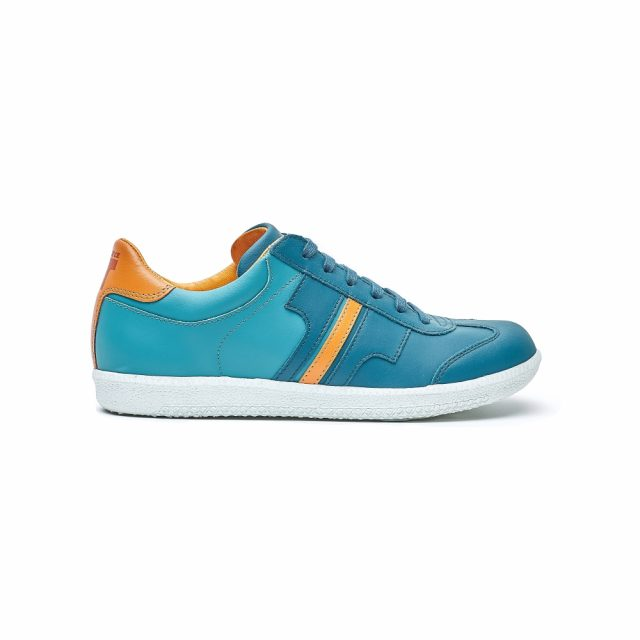 Tisza Shoes - Compakt - bluecoral-aqua-orange