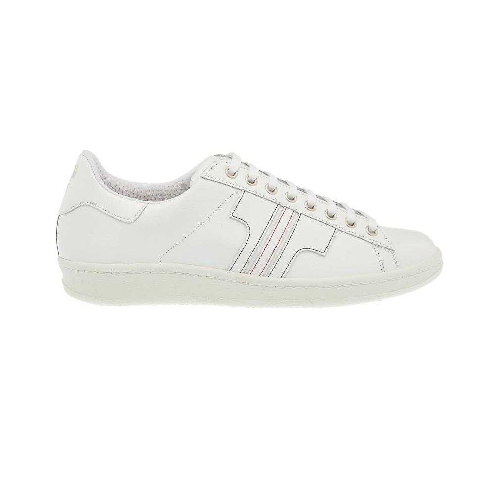 Tisza Shoes - Tradíció - White-Contour