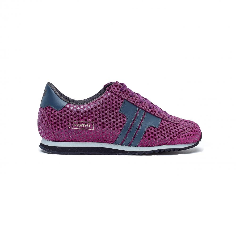 Tisza Shoes - Martfű - purple-shadow-dot