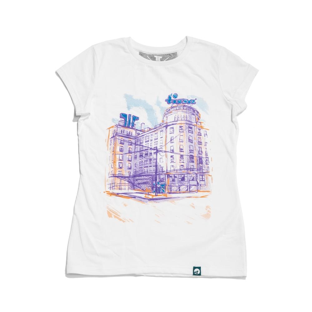Women T-shirt white — T-shirts — Tisza Shoes® d4338c5781